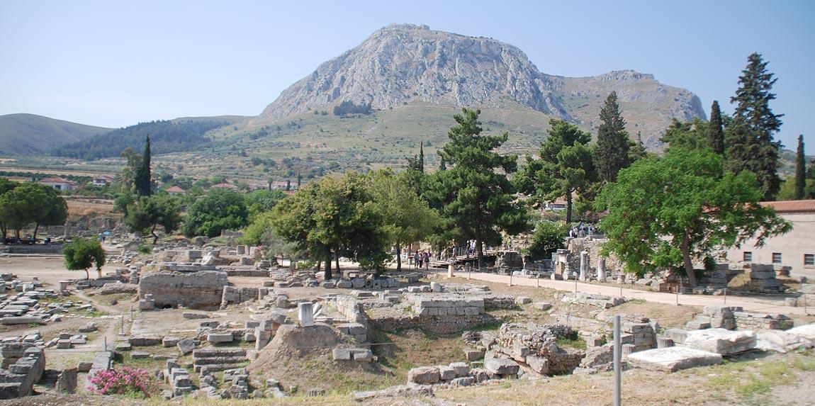 Plaka: Corinth